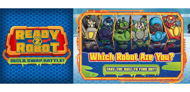 LET'S GET READY 2 ROBOT! The only collectible that lets you build, mix and match your own custom 'bots! Build your Mechbot, unleash your pilot from his slime pod and […]