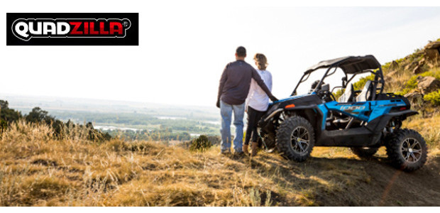 Valentine's Idea! Like to Quad? His and hers road legal quad bike or buggy? >> QUADZILLA QUADS ZFORCE 1000 www.quadzillaquads.com ROAD LEGAL! £10,499 +on the road charges: www.quadzillaquads.com/2018-Z1000 FACEBOOK […]
