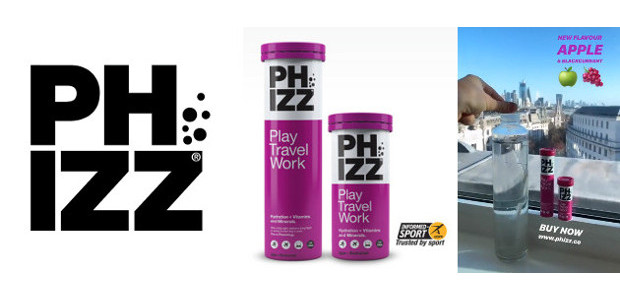 AN APPLE (AND BLACKCURRANT) A DAY KEEPS THE DOCTOR AWAY Health and Wellness brand Phizz launches brand new flavour www.phizz.co FACEBOOK | TWITTER | INSTAGRAM Health and wellness brand Phizz […]
