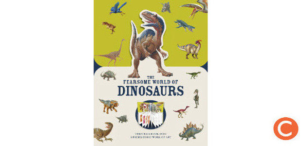 THE FEARSOME WORLD OF DINOSAURS (£12.99) turn This Book Into A Prehistoric Work Of Art… for The Mum Who Adores Natural History! Part of the PAPERSCAPES series! (www.carltonbooks.co.uk) FACEBOOK | […]