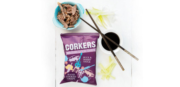 Celebrate Chinese New Year with Corkers' Duck & Hoisin Sauce Crisps  www.corkerscrisps.co.uk FACEBOOK | INSTAGRAM | TWITTER This Chinese New Year (15th February, 2019) Corkers have the perfect snack to […]