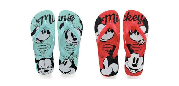 Introducing the Havaianas Mickey Mouse His 'n' Hers the perfect magical gift the Valentine's Day www.havaianas-store.com/en with nostalgic Mickey and Minnie prints on each style, this is the perfect gift […]