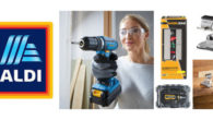 NAIL A NEW SKILL WITH ALDI'S WINTER WORKSHOP www.aldi.co.uk YOUTUBE   TWITTER   PINTEREST   FACEBOOK   INSTAGRAM Get serious about DIY this year with Aldi's new Winter Workshop range, […]