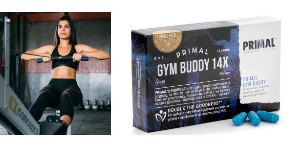 PRIMAL CURE GYM BUDDY has 14 benefits so you can hit the ground running this spring! >> www.primalcure.com FACEBOOK | TWITTER | INSTAGRAM | YOUTUBE GYM BUDDY 14X BENEFITS: Protein […]