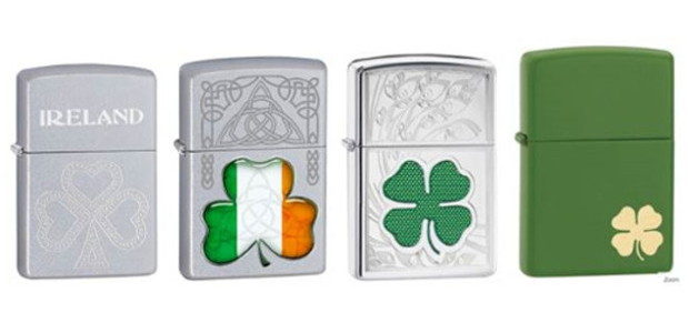 Happy St Patrick's Day from Zippo®… the Outdoors Specialists! www.zippo.co.uk FACEBOOK   YOUTUBE   INSTAGRAM   TWITTER The leather wallet (£21.50) – a simple, timeless accessory, perfect for the men […]