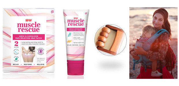 DEEP HEAT Muscle Rescue! This bundle of complimentary items both recognises how hard mum works and provides her with resources to help cope with the strains and muscle spasms that […]