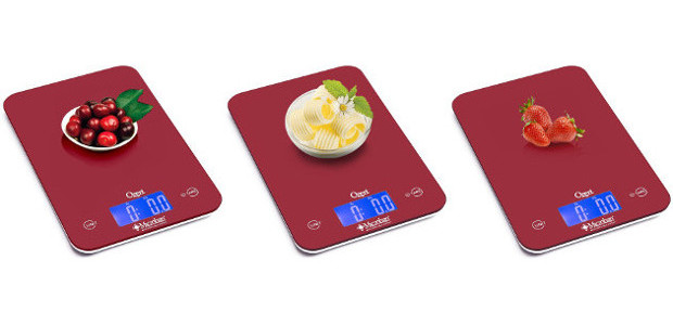 Ozeri Touch II Digital Kitchen Scale with Microban Antimicrobial Product Protection, 18 lb See more and buy at :- https://www.amazon.co.uk/gp/product/B01E9MDRRM Equipped with 4 new high precision GFX sensors, the Ozeri […]
