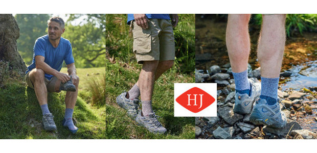 www.hj.co.uk TWITTER | FACEBOOK | YOUTUBE January saw the launch of its exceptional new ProTrek™ range, part of its extensive outdoor collection. Combining classic prints with the best fibres, the […]
