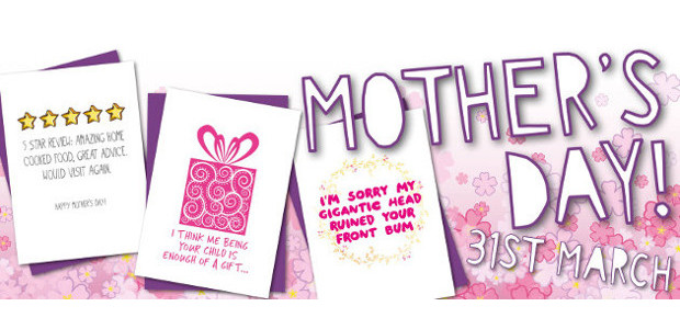 Make mum spit out her tea this Mother's Day with Love Layla's hilarious designs! Love Layla Designs puts a fresh twist on traditional Mother's Day cards, wrapping paper and gifts […]
