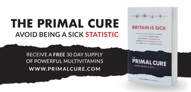 PRIMAL CURE >> IMMUNE CHEWABLE PROBIOTIC FAMILY BUNDLE 300 TABLET VALUE PACK (10 PACKS IMMUNE) SAVE 70% >> TODAY > £29.99 was £99.99!www.primalcure.com FACEBOOK | TWITTER | INSTAGRAM | YOUTUBE […]