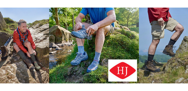 Hiking Through Early Spring!? HJ Hall the Sock Specialists (Since 1882). New ProTrek™ Range! www.hj.co.uk TWITTER | FACEBOOK | YOUTUBE January saw the launch of its exceptional new ProTrek™ range, […]