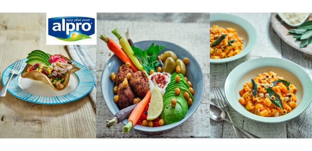 PLANT POWER DAY: 7TH MARCH 2019 'GO BIG ON PLANTS' WITH THESE DELICIOUS NEW RECIPES www.alpro.com FACEBOOK | TWITTER | INSTAGRAM | PINTEREST | YOUTUBE www.alpro.com/uk/plant-based/plant-power-day Plant Power Day is […]