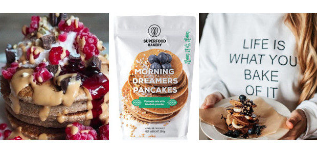 Recipe! MORNING DREAMERS PANCAKE MIX! www.superfoodbakery.co.uk So convenient! TWITTER   FACEBOOK   INSTAGRAM   PINTEREST The Superfood Bakery have created their mixes to be suitable for everyone who wants to […]