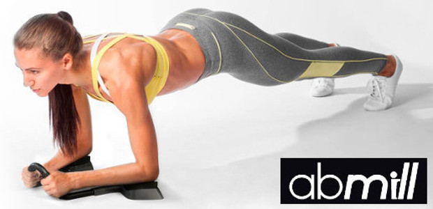ABMILL Plank Trainer! Are you using Spring & Easter break to work on your abs and really get them looking brilliant! ABMILL Plank Trainer is the go to device for […]