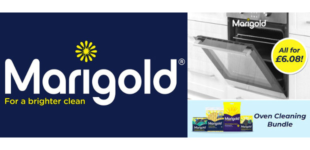 Marigold for a brighter clean! Your Oven Cleaning Bundle! Your oven should be the star of the show so don't let grease and grime dull its shine ✨ >>www.marigold.co.uk TWITTER […]