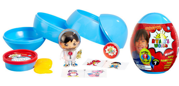 Ryan's World Mystery Mini Egg vividtoysandgames.co.uk As you may already know, Ryan is the world's No. 1 YouTuber. His toy range had just been released in the UK and these […]