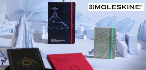 Journey to Middle-Earth with an exclusive collection that pays tribute to The Lord of the Rings. Moleskine https://gb.moleskine.com/en/limited-editions/the-lord-of-the-rings/020223 YOUTUBE | FACEBOOK | TWITTER | INSTAGRAM | PINTEREST Moleskine® is a […]