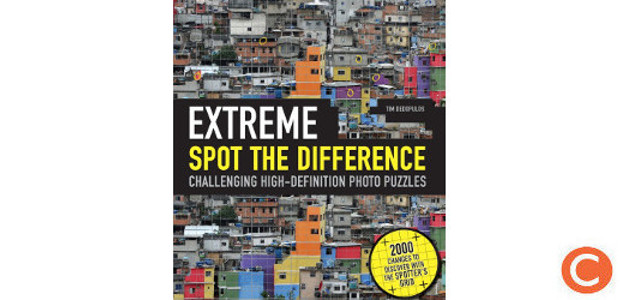 A Great Easter Read! Extreme Spot the Difference by Tim Dedopulos… (www.carltonbooks.co.uk) FACEBOOK | TWITTER | INSTAGRAM | YOUTUBE Extreme Spot the Difference | 9781787392717 Author: Tim Dedopulos Hardback| £14.99 […]