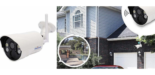 """Thinking of Video Monitoring at your home! Recording & Having a record of """"events"""" around your property! Check Out this Easily Installed SMART HD WIFI CAMERA From EsiCam using Cloud […]"""