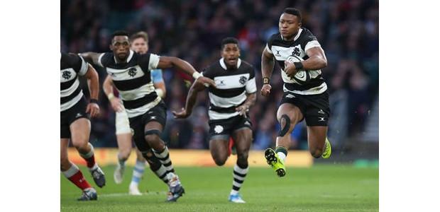 The Barbarians return to Twickenham to face Fiji in November. […]