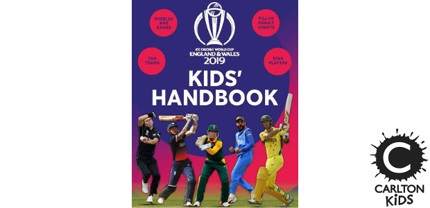 ICC CRICKET WORLD CUP 2019 KIDS' HANDBOOK by Clive Gifford >> www.carltonkids.co.uk FACEBOOK | TWITTER | INSTAGRAM | YOUTUBE As excitement builds in the run-up to the Cricket World Cup […]