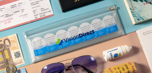 www.visiondirect.co.uk TWITTER | FACEBOOK Vision Direct have launched a product for travellers, it's a travel case for contact lenses. No one else sells anything like this! It is free with […]