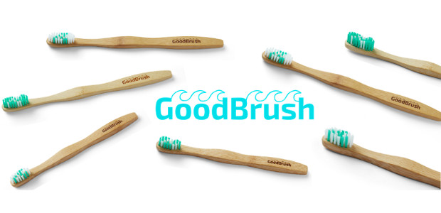 Good Brush bamboo toothbrushes are reducing plastic waste one toothbrush at a time >> www.goodbrush.co.uk FACEBOOK | TWITTER | INSTAGRAM Did you know that we produce over 4.5 billion plastic […]