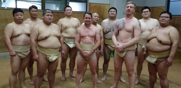 A TASTE OF OSAKA AND KOBE WITH SHANE WILLIAMS Wales legend celebrates 'Kitchen of Japan' with World Cup cook-off Wales and Lions legend Shane Williams and former Japan international Shotaro […]