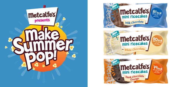 www.metcalfesskinny.com TWITTER | FACEBOOK | INSTAGRAM | PINTEREST For those with a sweeter tooth to satiate, there's also the new chocolate-covered Metcalfe's® Mini Ricecakes, which mix the perfect balance of […]