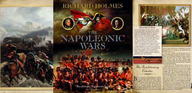 THE NAPOLEONIC WARS Author Richard Holmes www.carltonbooks.co.uk FACEBOOK | TWITTER | INSTAGRAM | YOUTUBE Published to mark the 250th anniversary of Napoleon's birth. Holmes relives Napoleon's life and times in […]