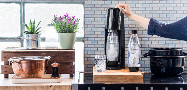 With one third (30%) of Brits now wanting to gift environmentally-friendly presents*, SodaStream is the must-have eco-gadget to give people this Christmas. (*SodaStream research – July 2018. 2,000 respondents conducted […]