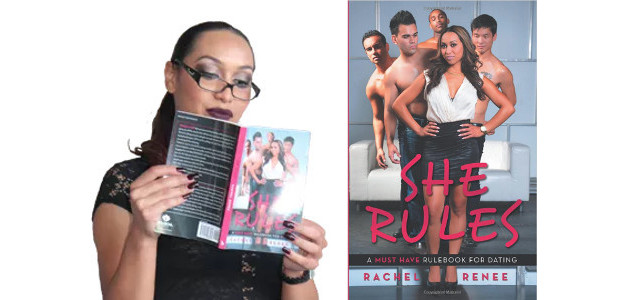 NEW DATING BOOK SERIES OFERS PROVOCATIVE INSIGHT FOR WOMEN www.iamrachelrenee.com FACEBOOK | TWITTER She Rules Gives Readers the Opportunity to Open up to Private Situations and Explains the Hidden Intricacies […]