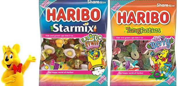 HARIBO FRENZY EDITIONS HARIBO has unveiled two exciting new limited-edition Frenzy flavours for Starmix and Tangfastics. www.haribo.com TWITTER | LINKEDIN | FACEBOOK Bringing a taste of sunshine to any occasion, […]