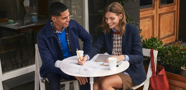 GANT is a company driven by a simple idea: Never Stop Learning. It's a belief that has guided us since 1949 when Bernard Gantmacher founded a shirtmaking company in the […]