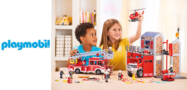 October is Fire Prevention Month! Playmobil have a toy that is so much fun and keeps that awareness of fire safety to the fore! Check out the PLAYMOBIL Fire Ladder! […]