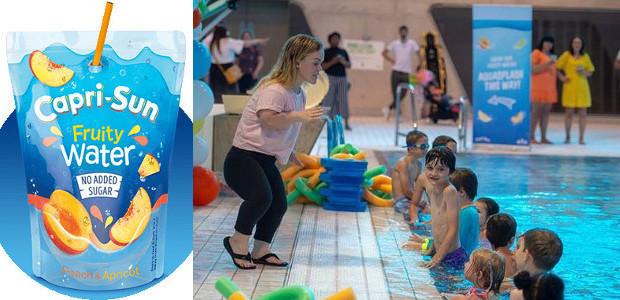 MORE CHILDREN ABLE TO USE AN IPAD THAN SWIM WITH CONFIDENCE www.capri-sun.com/uk INSTAGRAM | FACEBOOK Capri-Sun teams up with GB Paralympic quintuple gold medal swimmer, Ellie Simmonds OBE, to re-launch […]