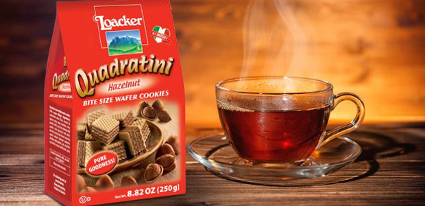 Satisfy your hazelnut-flavor craving this fall with Quadratini from Loacker! www.loacker.com FACEBOOK | YOUTUBE Loacker. The #1 global wafer cookie and confection brand has the perfect fall snack for all […]