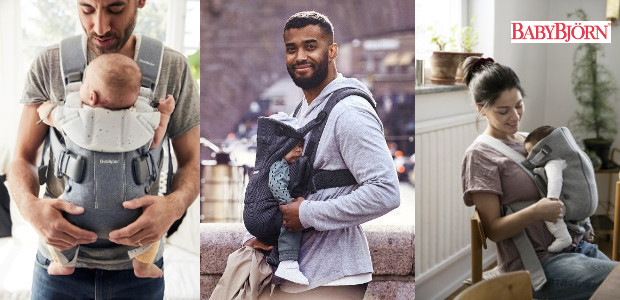 BABYBJÖRN celebrates Babywearing Week with BRAND NEW Baby Carrier Move, Award Winning Baby Carrier One and Baby Carrier Mini www.babybjorn.co.uk INSTAGRAM   FACEBOOK   PINTEREST Bonding with your baby is […]