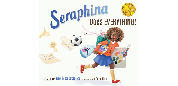 Seraphina Does EVERYTHING! Author: Melissa Gratias, Ph.D. Such A Great Stocking Filler Book! On Amazon! Amazon www.amazon.com/gp/product/1937870553 Seraphina Does EVERYTHING! was published by the National Center for Youth Issues, and […]