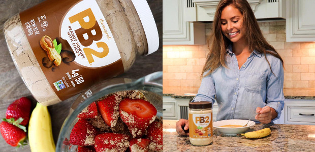 PB2 Organic Powdered Peanut Powder 90% less Fat & 70% Fewer Calories! Don't you Just Love Peanut Butter! >> pb2foods.com FACEBOOK | INSTAGRAM There are few things better than the […]