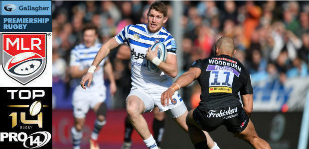 CLICK HERE for Gallagher English Premiership CLICK HERE for French Top 14 CLICK HERE FOR MLR USA Pro Rugby Tournament CLICK HERE for Pro 14