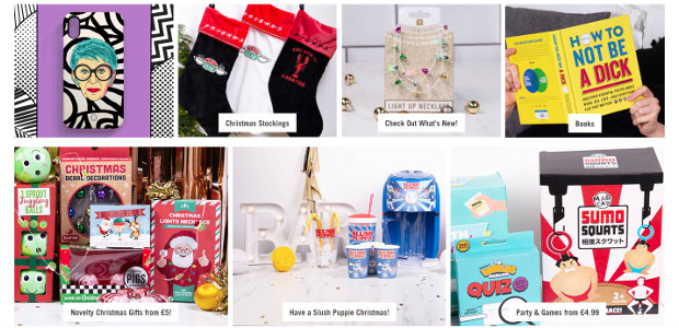 YES I WANT IT Great gifts and good vibes! Neon lighting, lifestyle and home accessories, for good fun, good people and good times. We live and breathe novelty gifts, retro […]