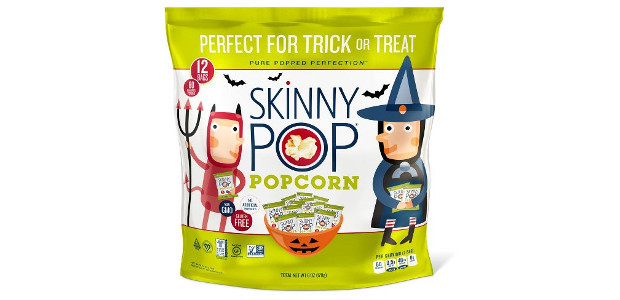 SkinnyPop's Halloween Multipack—the perfect non-candy solve for trick or treating! www.skinnypop.com FACEBOOK | TWITTER | INSTAGRAM | PINTEREST | LINKEDIN SkinnyPop Halloween Multipack Availability: In-store at major grocers and retailers; […]