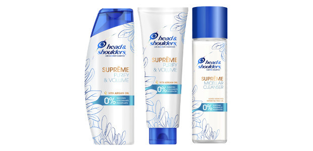 HEAD & SHOULDERS LAUNCHES SUPREME PURIFY & VOLUME: 'SKINCARE FOR YOUR SCALP AND HAIR' www.headandshoulders.co.uk FACEBOOK | INSTAGRAM Head & Shoulders launches its first three-step haircare regime inspired by skincare. […]