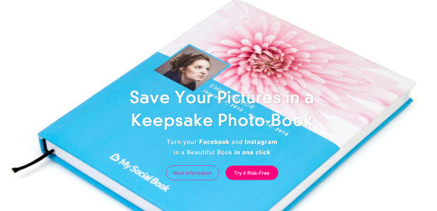 Give the gift that captures Mum's very best moments from her social media accounts ! My Social Book! www.mysocialbook.com For 40% off the Code is : INTOUCHRU40 TERMS · 40% […]
