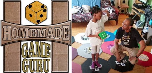 Giant Game Show Board Game YouTube Videos – Ideas For Staying Busy Luanga Nuwame is offering something unique and original www.handmadecardboardinnovations.com FACEBOOK | TWITTER | INSTAGRAM | YOUTUBE What he […]