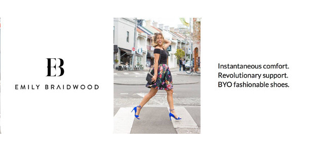 Podiatrist-designed insoles that promote healthy body alignment, pain-free mobility and luxurious comfort. www.emilybraidwood.com FACEBOOK | INSTAGRAM Emily Braidwood are a foot health company specialising in sophisticated foot insoles for women. […]