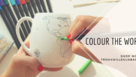 A Trouvaille's World Mug is an ideal Father's Day gift, a unique 500 ml high-quality ceramic mug that comes with a pen to colour all the countries you've been to. […]