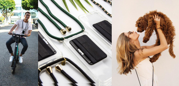 Keebos… Crossbody Phone Case… Hands-Free & Carefree 💚 www.keebos.com FACEBOOK | PINTEREST | INSTAGRAM | YOUTUBE Whether you're going to the gym, a café, walking your puppy or riding electric […]