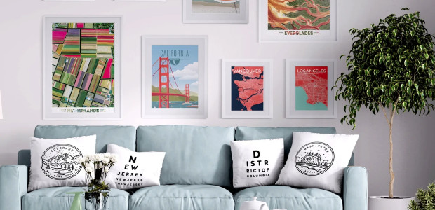 Maybe Dads Office Could do with some wall art… Point Two Design Points could Make A Really Great Father's Day Gift… it would be something he sees everyday, it gives […]